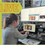 vitual studio behind the scenes