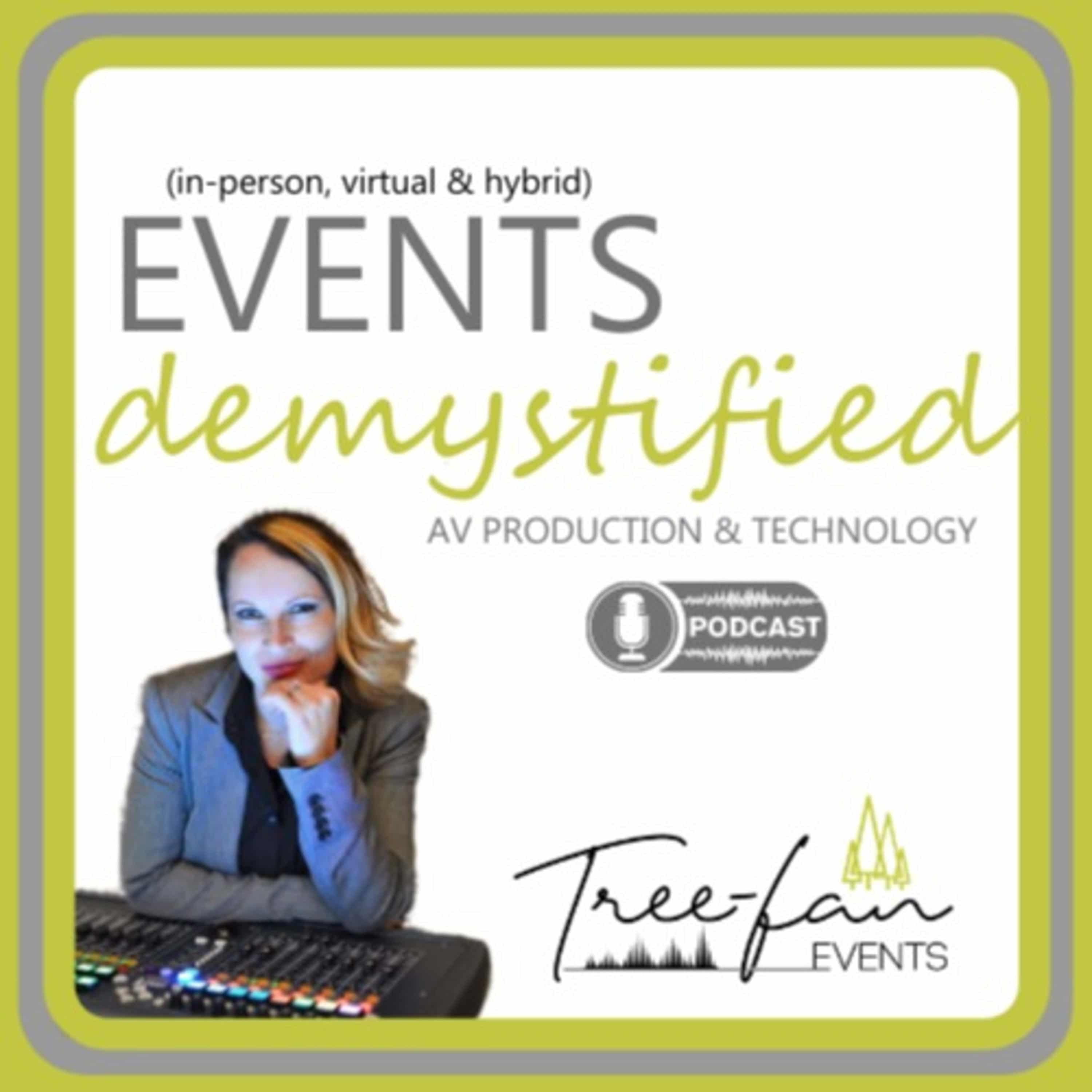 Tree-Fan Events Podcast