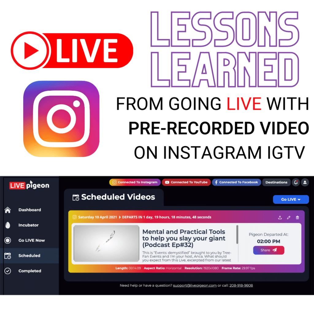 Instagram @eventsdemystifiedpodcast