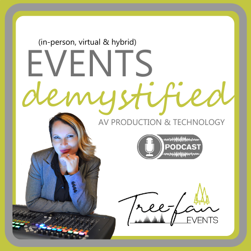 Events: demystified Podcast