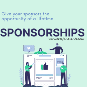 give your sponsors the opportunity of a lifetime
