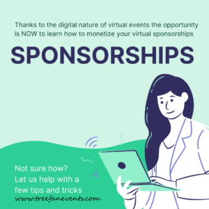 sponsorship - how to do it - tips and tricks