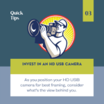 invest in a good camera