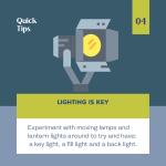 lighting is key