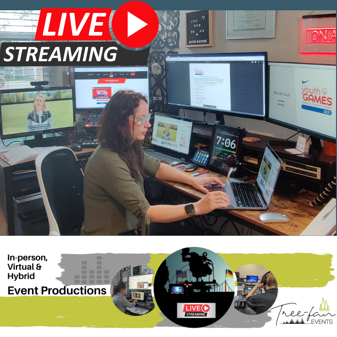 Behind the Scenes with a Virtual Event Producer
